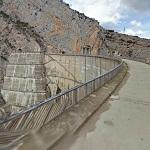 Canelles Dam (StreetView)