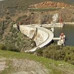 Valdecañas Dam (StreetView)