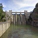 Bornos Dam