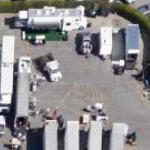 Major film set support vehicles (Google Maps)