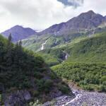 Mountains & Waterfalls (StreetView)