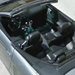 BMW 6 Series convertible interior (StreetView)