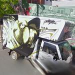 Graffiti Truck