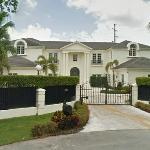 Dwyane Wade's old House (StreetView)