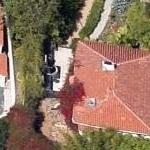Sandra Bullock's House (Former) in Los Angeles, CA (Google Maps)