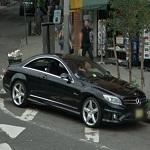 Mercedes CL 63 AMG (StreetView)