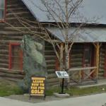 Copper Nugget Marker (StreetView)