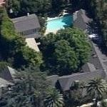 Barbra Streisand's House (Former) (Google Maps)