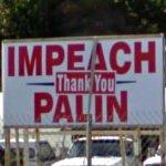 Impeach Palin (Thank You) (StreetView)