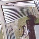 Wind Turbine Blades (Google Maps)