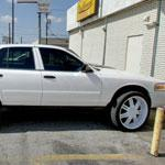 Ford Crown Victoria Donk