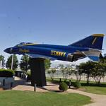 F-4 Phantom II - Navy Blue Angels