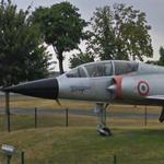 Dassault Mirage 3B (StreetView)