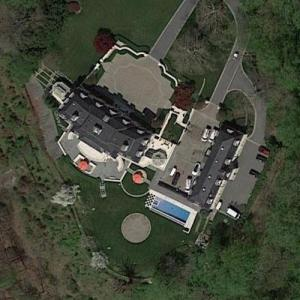 Dan Snyder's Mansion (Google Maps)
