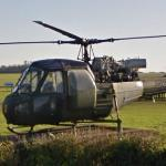 Westland Scout (StreetView)