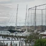 "World's largest sailing yacht ""Eos"""