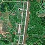 Former Soviet Air Base Lielvarde (Google Maps)