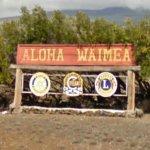 'Aloha Waimea'