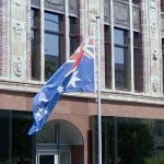 Australian Flag (StreetView)