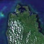 Ampasindava peninsula (Google Maps)