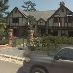Bill Cosby's house (StreetView)