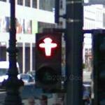 """Stop"" Ampelmännchen"