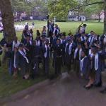 Graduation! (StreetView)