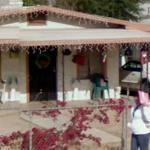 Christmas decoration (StreetView)