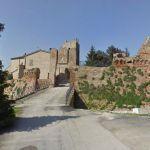Coriano castle
