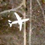 Jet over Colorado