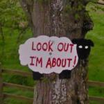 Sheep Sign