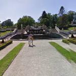 Cesky Krumlov Kastélykert (Garden)