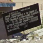 Message from the Mexican Army