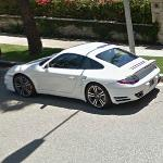 Porsche and BMW M3 (StreetView)