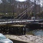 Aber Swing Bridge (StreetView)
