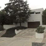 'Freedman House' by Richard Neutra (StreetView)