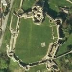 Denbigh Castle (Google Maps)