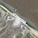 Ross Barnett Reservoir Dam (Google Maps)