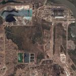Closed city of Krasnoyarsk-45 / Zelenogorsk (Google Maps)
