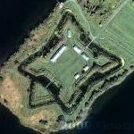Fort Lennox (Google Maps)