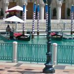 Gondolas at The Venetian (StreetView)