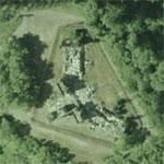 Western State Hospital Ruins (Google Maps)