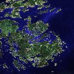 Vinalhaven Island (Google Maps)