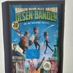 Olsen Banden (The Olsen Gang) as cartoon