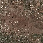 Camelback Mountain (Google Maps)