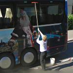 Bus wash (StreetView)