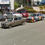 BMW E21 (FG) and E30 (SC) (StreetView)