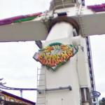 "Amusement Ride ""Extreme"""