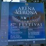Opera Festival program