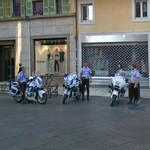 Mototcycle police
